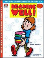 Reading Well Grades 3-4 (Enhanced eBook)
