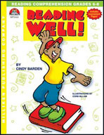 Reading Well Grades 6-8 (Enhanced eBook)