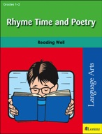 Rhyme Time and Poetry