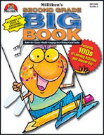 Second Grade Big Book (Enhanced eBook)