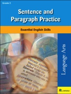 Sentence and Paragraph Practice