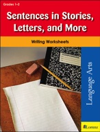 Sentences in Stories, Letters, and More