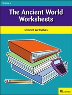 The Ancient World Worksheets