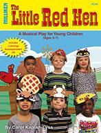 The Little Red Hen (Enhanced eBook)