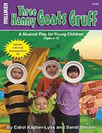 Three Nanny Goats Gruff (Enhanced eBook)