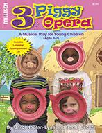 Three Piggy Opera (Enhanced eBook)