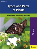 Types and Parts of Plants