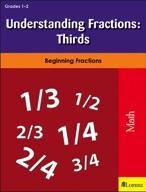 Understanding Fractions: Thirds