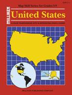 United States Map Skills (Enhanced eBook)