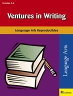 Ventures in Writing