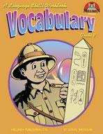 Vocabulary Gr 3
