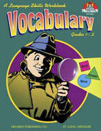 Vocabulary Grades 1-2 (Enhanced eBook)
