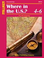Where in the U.S.? (Enhanced eBook)