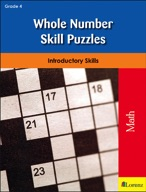 Whole Number Skill Puzzles: Introductory Skills