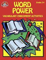 Word Power Grs 3-4 (Enhanced eBook)