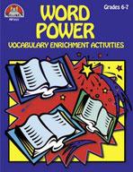 Word Power Grs 6-7 (Enhanced eBook)