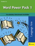 Word Power Pack 1 for Grades 5-6