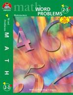 Word Problems: Grades 2,3 (Enhanced eBook)