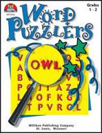 Word Puzzlers - Grades 1-2 (Enhanced eBook)