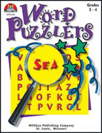 Word Puzzlers - Grades 3-4