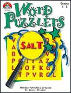 Word Puzzlers - Grades 4-5