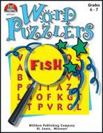 Word Puzzlers - Grades 6-7 (Enhanced eBook)