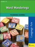 Word Wanderings