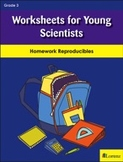 Worksheets for Young Scientists
