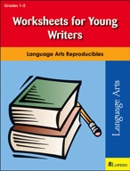 Worksheets for Young Writers