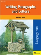 Writing Paragraphs and Letters