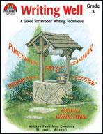 Writing Well  Grade 3 (Enhanced eBook)