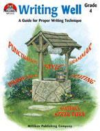 Writing Well  Grade 4 (Enhanced eBook)