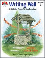 Writing Well  Grade 6 (Enhanced eBook)