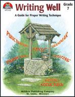 Writing Well  Grade 7 (Enhanced eBook)