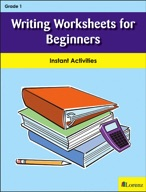 Writing Worksheets for Beginners