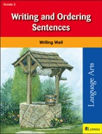 Writing and Ordering Sentences