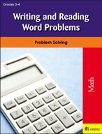 Writing and Reading Word Problems