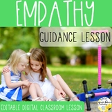 EMPATHY PowerPoint Guidance Lesson Counseling Activity Lesson and Game