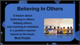 Most People EMPATHY KINDNESS No Prep SEL Lesson w 2 videos Character Ed PBIS