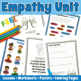 EMPATHY WORKSHEETS, POSTERS & COLORING PAGES - Social Emot