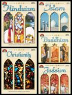 Inside the World's Great Religions Bundle (Five Enhanced eBooks)