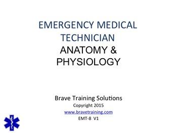 EMT/EMR LESSON ON ANATOMY/PHYSIOLOGY PPT LESSON