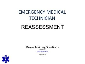 EMT/EMR LESSON ON REASSESSMENT