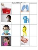 EMT PPE Notetaking Graphic Organizer