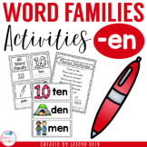 EN Word Family Mini Pack