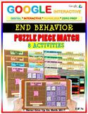 END BEHAVIOR - (8 Activities) Google Interactive Distance Learning