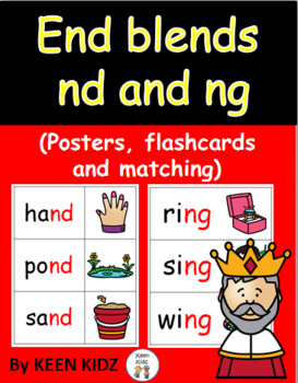 END BLENDS - ND AND NG