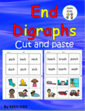 END DIGRAPHS CUT AND PASTE
