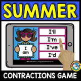 END OF THE YEAR ACTIVITIES GRADE 1 (CONTRACTIONS 2ND GRADE