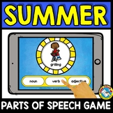 END OF THE YEAR ACTIVITY FIRST GRADE (SUMMER PARTS OF SPEE